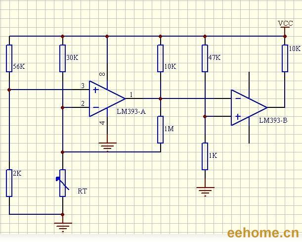 lm393电压比较器电路_模电数电论坛