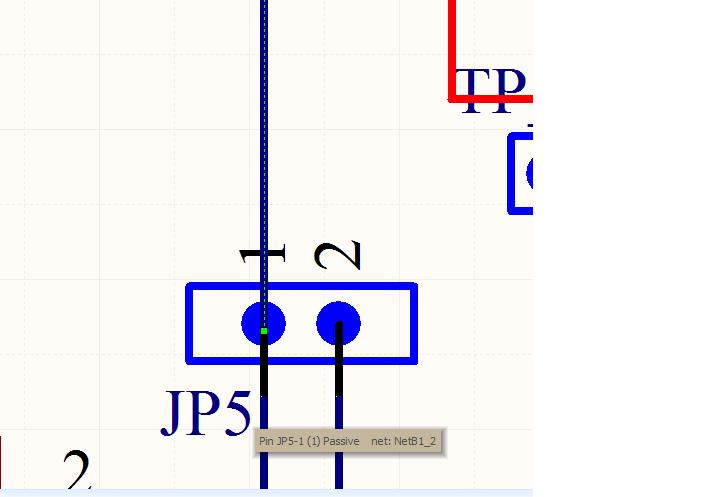 AD09里边的原理图有没有检查错误的功能,99时好像有个ERC,AD里边找不到了, 比如我经常看见pin链接时没有跟pin的端点接上而是直接连在pin的中心线上,研究根本看不出,只有在移动器件时才能发现,不知道有没有自动检查开路的工具 如图2可以看出上面的那个连线没有接在pin上(水平移动了)