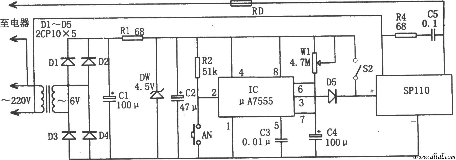 a7电路图壁纸