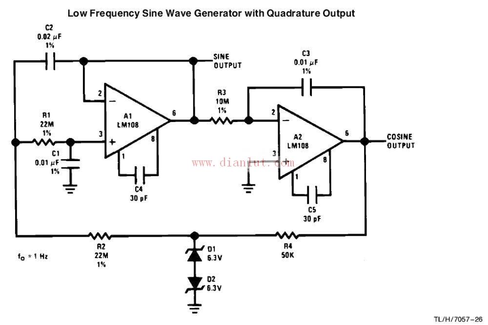 模拟电子基本电路集电路图
