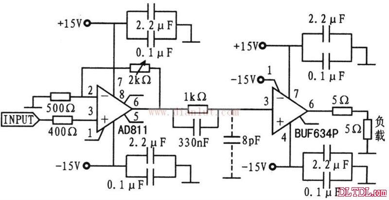 功率放大电路设计