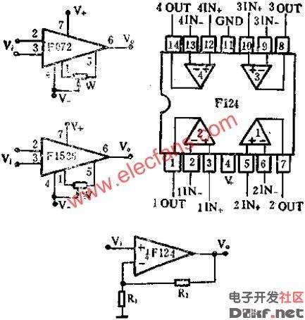 在线阻抗测试仪电路图