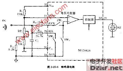 dt860型蜂鸣器电路图_原理图论坛