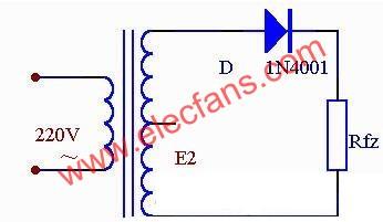 网供给用户的是交流电,而各种无 可以把方向和大小交变的电流变换图片