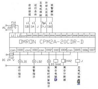 plc控制接线图见图3